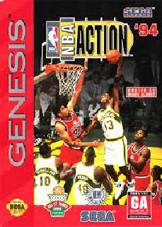 Screenshot Thumbnail / Media File 1 for NBA Action '94 (USA)