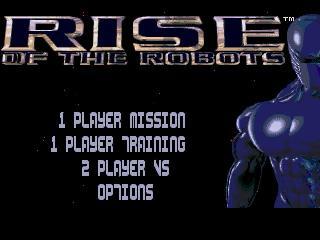 Screenshot Thumbnail / Media File 1 for Rise of the Robots (Europe)