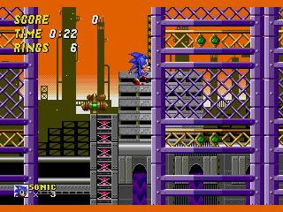 Screenshot Thumbnail / Media File 1 for Sonic the Hedgehog 2 (World)