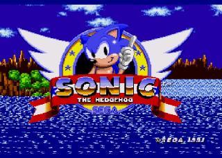 Screenshot Thumbnail / Media File 1 for Sonic the Hedgehog (USA, Europe)