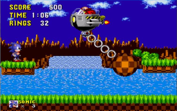Sonic the Hedgehog (USA, Europe) ROM