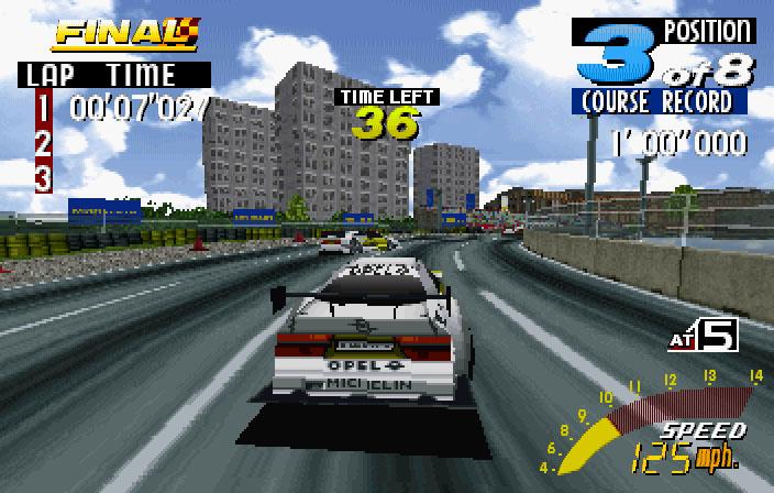 Sega Touring Car Championship Pc