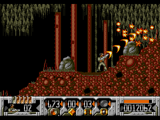 Screenshot Thumbnail / Media File 1 for Universal Soldier (USA, Europe)