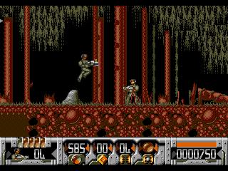 Screenshot Thumbnail / Media File 1 for Universal Soldier (USA, Europe)