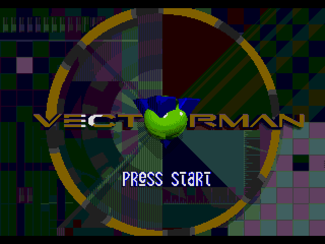 vectorman  usa   beta  rom vectorman rom sega genesis vectorman remastered