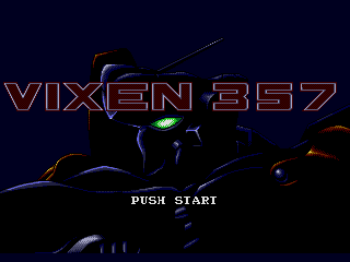 Screenshot Thumbnail / Media File 1 for Vixen 357 (Japan)