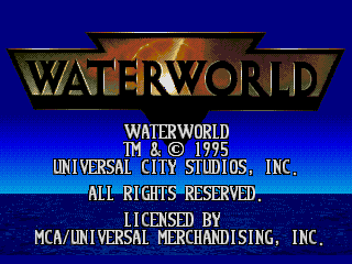 Screenshot Thumbnail / Media File 1 for Waterworld (Europe) (Proto)