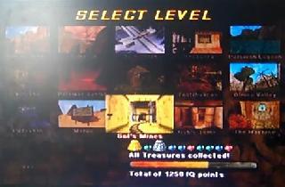 Screenshot Thumbnail / Media File 1 for Indiana Jones and the Infernal Machine (USA)