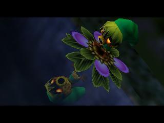 Screenshot Thumbnail / Media File 1 for Legend of Zelda, The - Majora's Mask (Europe) (En,Fr,De,Es)
