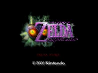 Screenshot Thumbnail / Media File 1 for Legend of Zelda, The - Majora's Mask (USA)