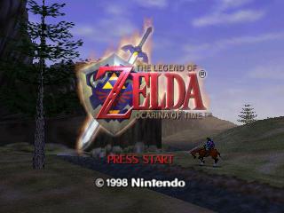 Screenshot Thumbnail / Media File 1 for Legend of Zelda, The - Ocarina of Time (Europe) (En,Fr,De)