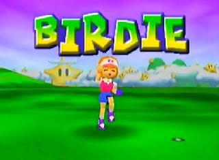 Screenshot Thumbnail / Media File 1 for Mario Golf (USA)