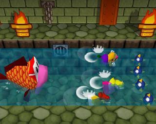 Screenshot Thumbnail / Media File 1 for Mario Party 3 (Europe) (En,Fr,De,Es)