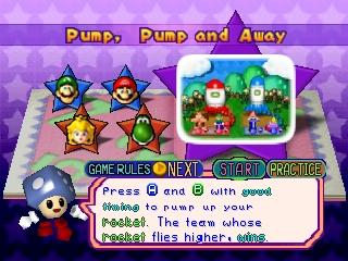 Screenshot Thumbnail / Media File 1 for Mario Party 3 (Europe) (En,Fr,De,Es)