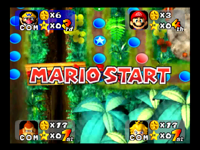 Save game file n64 mario party