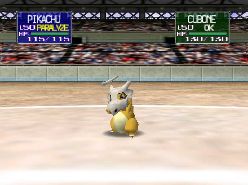 Screenshot thumbnail media file 5 for pokemon stadium usa