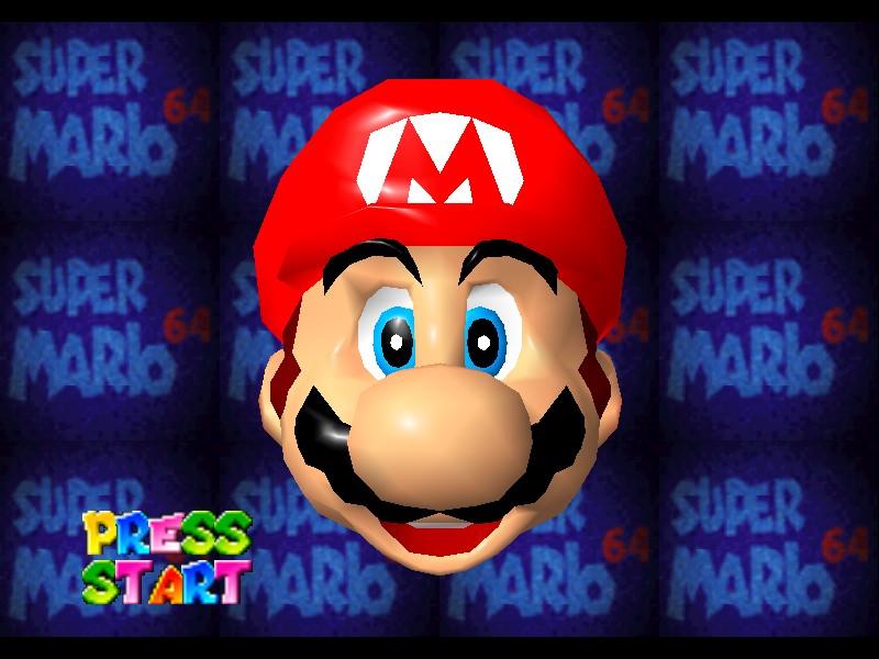 Super Mario 64 Usa Rom