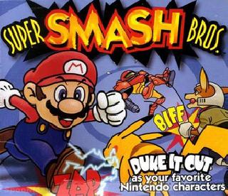 Screenshot Thumbnail / Media File 1 for Super Smash Bros. (Europe) (En,Fr,De)