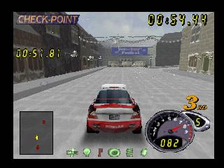 Screenshot Thumbnail / Media File 1 for Top Gear Rally 2 (USA)