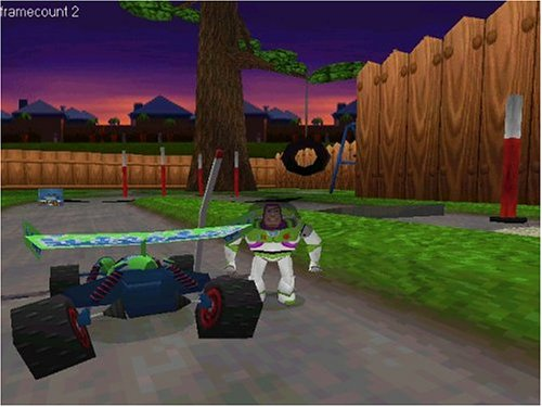 Toy Story 2 (Europe) ROM