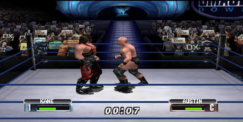 WWF No Mercy (USA) ROM