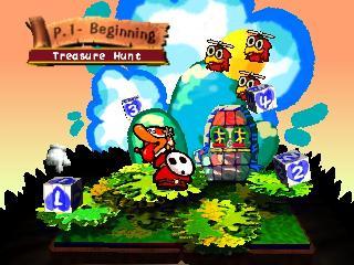 Screenshot Thumbnail / Media File 1 for Yoshi's Story (USA) (En,Ja)