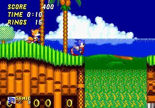 Screenshot Thumbnail / Media File 1 for Sonic Jam (U)