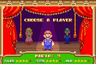 Screenshot Thumbnail / Media File 1 for Super Mario Advance (U)(Eurasia)