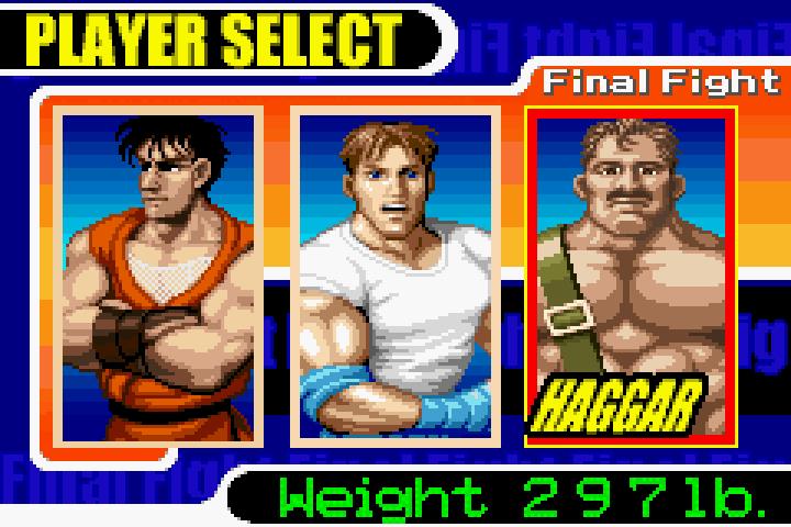 Final Fight (World, set 1) ROM < MAME ROMs | Emuparadise