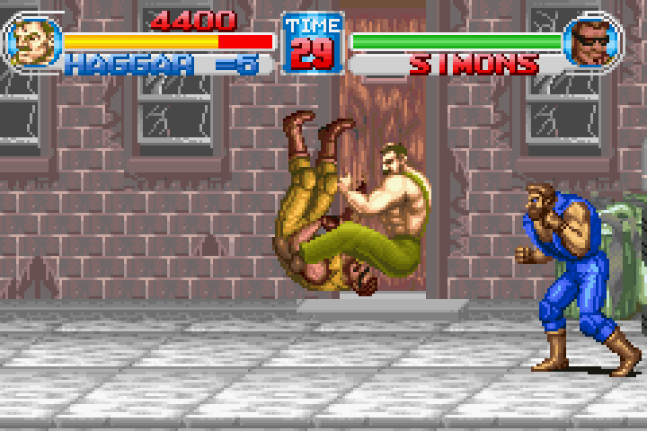 Final Fight (World, set 1) ROM Download for MAME - Rom Hustler