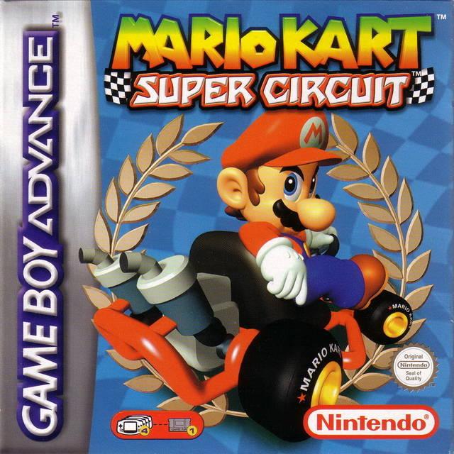 Mario Kart Super Circuit E Cezar Rom