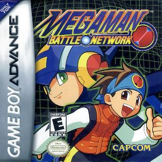 Screenshot Thumbnail / Media File 1 for MegaMan Battle Network (U)(Venom)