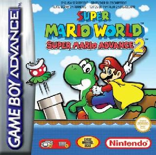 Screenshot Thumbnail / Media File 1 for Super Mario World - Super Mario Advance 2 (E)(Cezar)