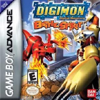 Screenshot Thumbnail / Media File 1 for Digimon Battle Spirit (U)(Noitami)
