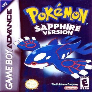 Screenshot Thumbnail / Media File 1 for Pokemon Sapphire (U)(Mugs)