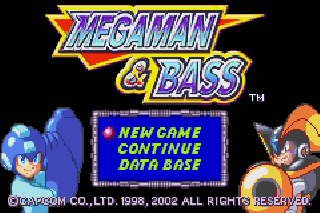 Screenshot Thumbnail / Media File 1 for MegaMan & Bass (U)(Venom)