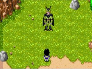 Screenshot Thumbnail / Media File 1 for Dragon Ball Z - The Legacy of Goku II (E)(Eurasia)