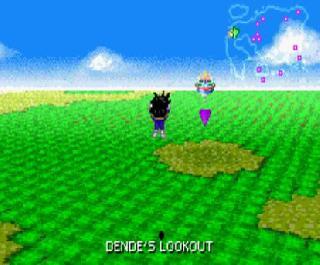 Screenshot Thumbnail / Media File 1 for Dragon Ball Z - The Legacy of Goku II (U)(TrashMan)
