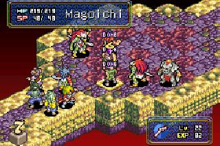 Screenshot Thumbnail / Media File 1 for Onimusha Tactics (U)(Mode7)