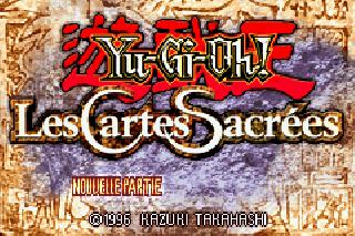 Screenshot Thumbnail / Media File 1 for Yu-Gi-Oh! - The Sacred Cards (E)(Rising Sun)