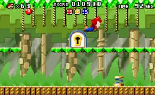 Screenshot Thumbnail / Media File 1 for Mario Vs. Donkey Kong (U)(Venom)