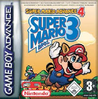 Screenshot Thumbnail / Media File 1 for Super Mario Advance 4 - Super Mario Bros 3 (E)(Independent)