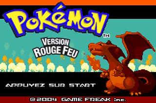 Screenshot Thumbnail / Media File 1 for Pokemon Rouge Feu (F)(Rising Sun)