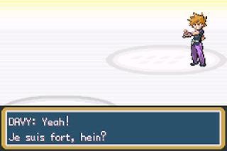 Screenshot Thumbnail / Media File 1 for Pokemon Rouge Feu (F)(Rising Sun)