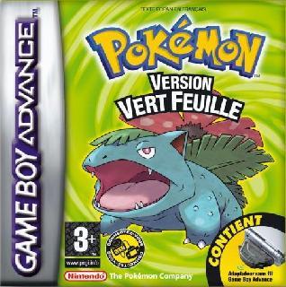 Screenshot Thumbnail / Media File 1 for Pokemon Vert Feuille (F)(Rising Sun)