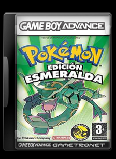 Screenshot Thumbnail / Media File 1 for Pokemon Edicion Esmeralda (S)(Independent)