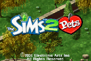 Screenshot Thumbnail / Media File 1 for The Sims 2 - Pets (U)(Rising Sun)