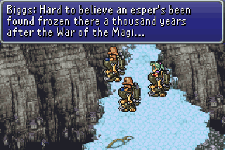 Screenshot Thumbnail / Media File 1 for Final Fantasy VI Advance (U)(Xenophobia)