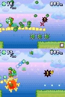 Screenshot Thumbnail / Media File 1 for Yoshi Touch & Go (E)(Eternity)