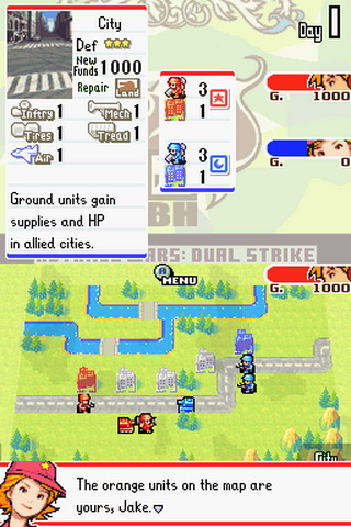 Advance Wars ROM Download for Gameboy Advance